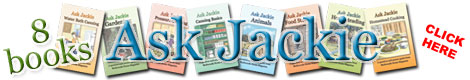 Click Here for Ask Jackie Guides