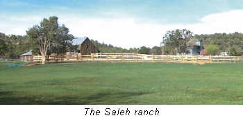 The Saleh ranch