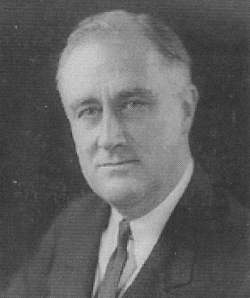 Considered by many modern scholars to be the greatest President in American history, FDR's opinion of the Constitution was that it was an archaic document suitable only for the days of horses and buggies.