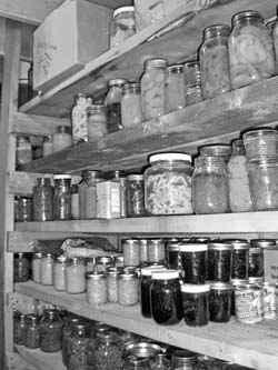 When you have a fully stocked pantry, you won't panic when you suddenly have more people to cook for.