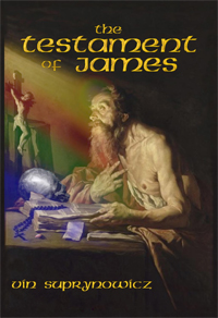 The Testament of James cover