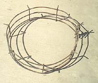 The fire grate support ring