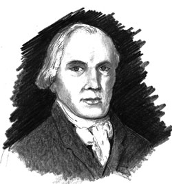 "James Madison was one of the most important of the Founding Fathers. He is considered the ""Father of the Constitution,"" of which he was the principal author, and he was one of the three men who wrote the Federalist Papers which are the best source of what the Founders intended when they wrote the Constitution. Madison also authored the Constitution's first ten Amendments, the Bill of Rights. He was an advocate of a government with checks and balances that would protect individual rights from the tyranny of the majority. He would go on to become the nation's fourth President."