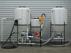 Bio-diesel kit (Photo courtesy of Home Bio-diesel Kits)