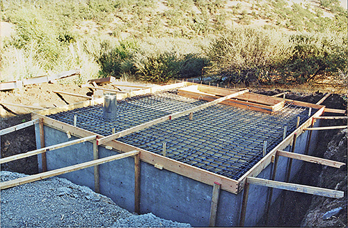 Build A Concrete Root Cellar Backwoods Home Magazine