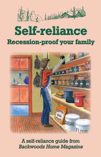 Self-reliance: Recession-proof your pantry cover