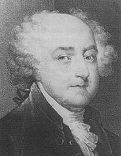 Another of the Founding Fathers of the United States, John Adams' name will forever be linked with the Alien and Sedition Acts.