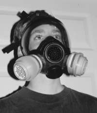 Full face respirators can be part of your preparation if you live in an area where hazardous materials spills or chemical attacks are possible.