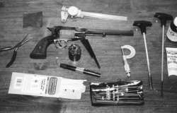 Gun maintenance tools
