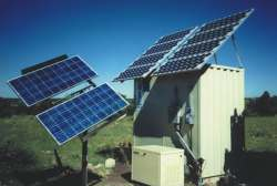 One of Solar Discount's units