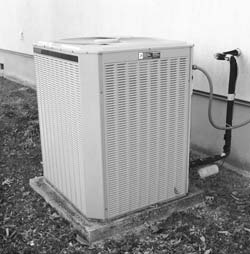 New high-efficiency replacement heat pump