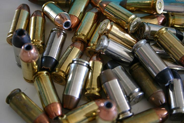 Choose your ammo    police style - Backwoods Home Magazine