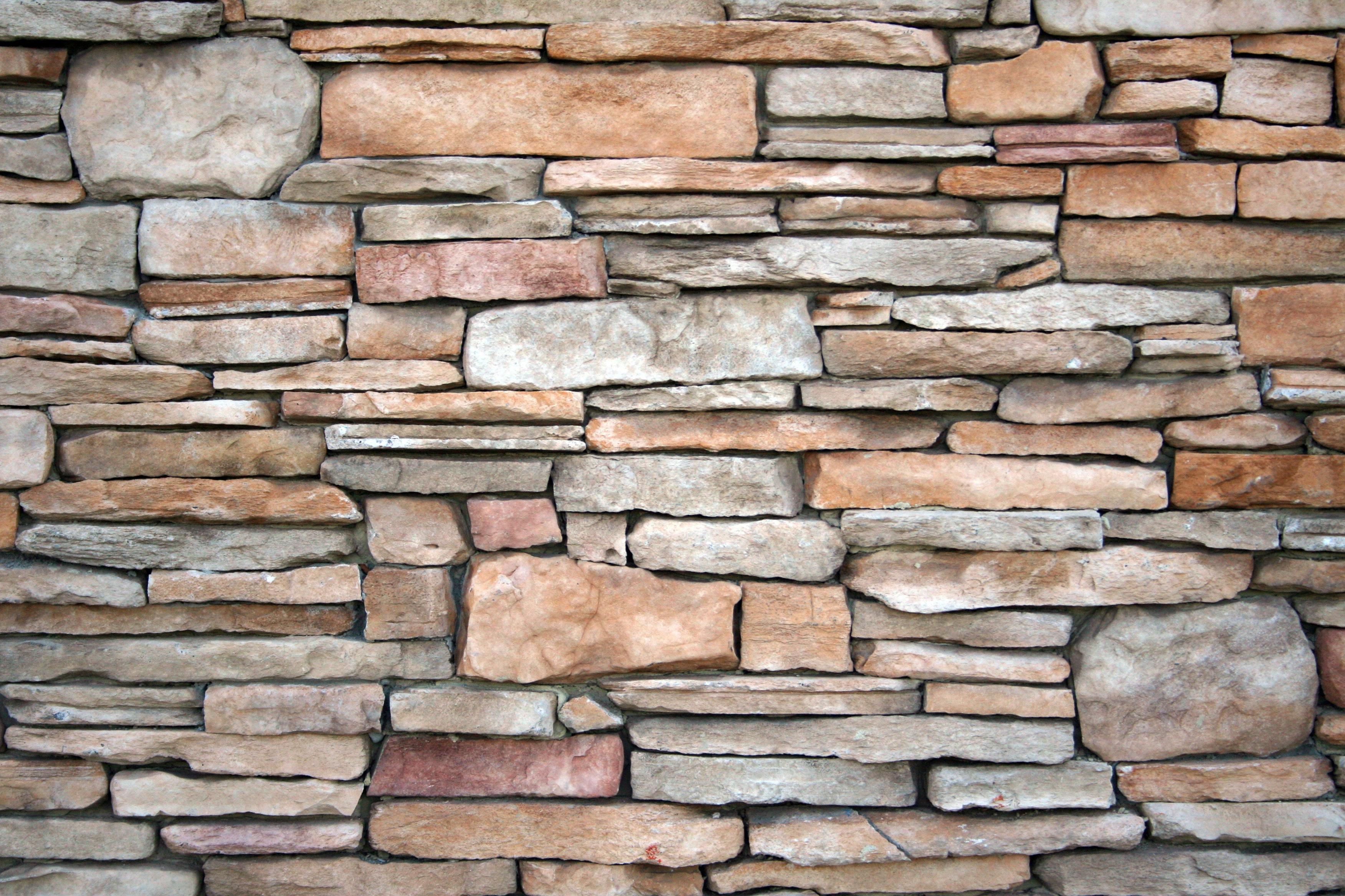 Wall cladding stone texture seamless 19009 |Cobblestone Wall