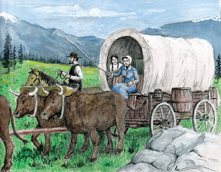 Oregon Trail Preparedness What Supplies Did The Settlers Carry Backwoods Home Magazine