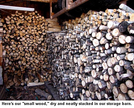 Small-wood