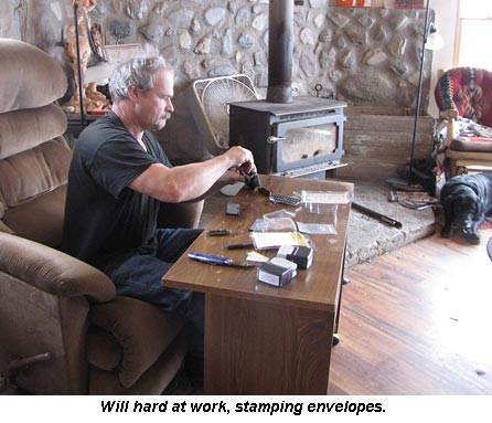Will-stamping