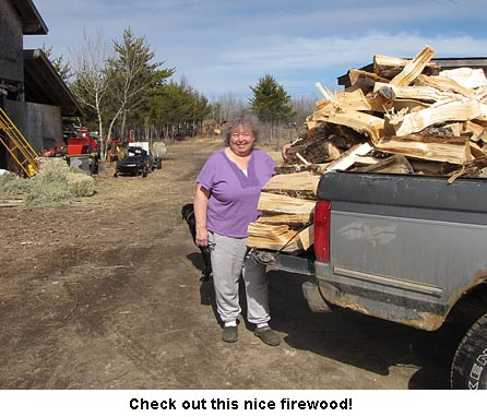 Nice-firewood