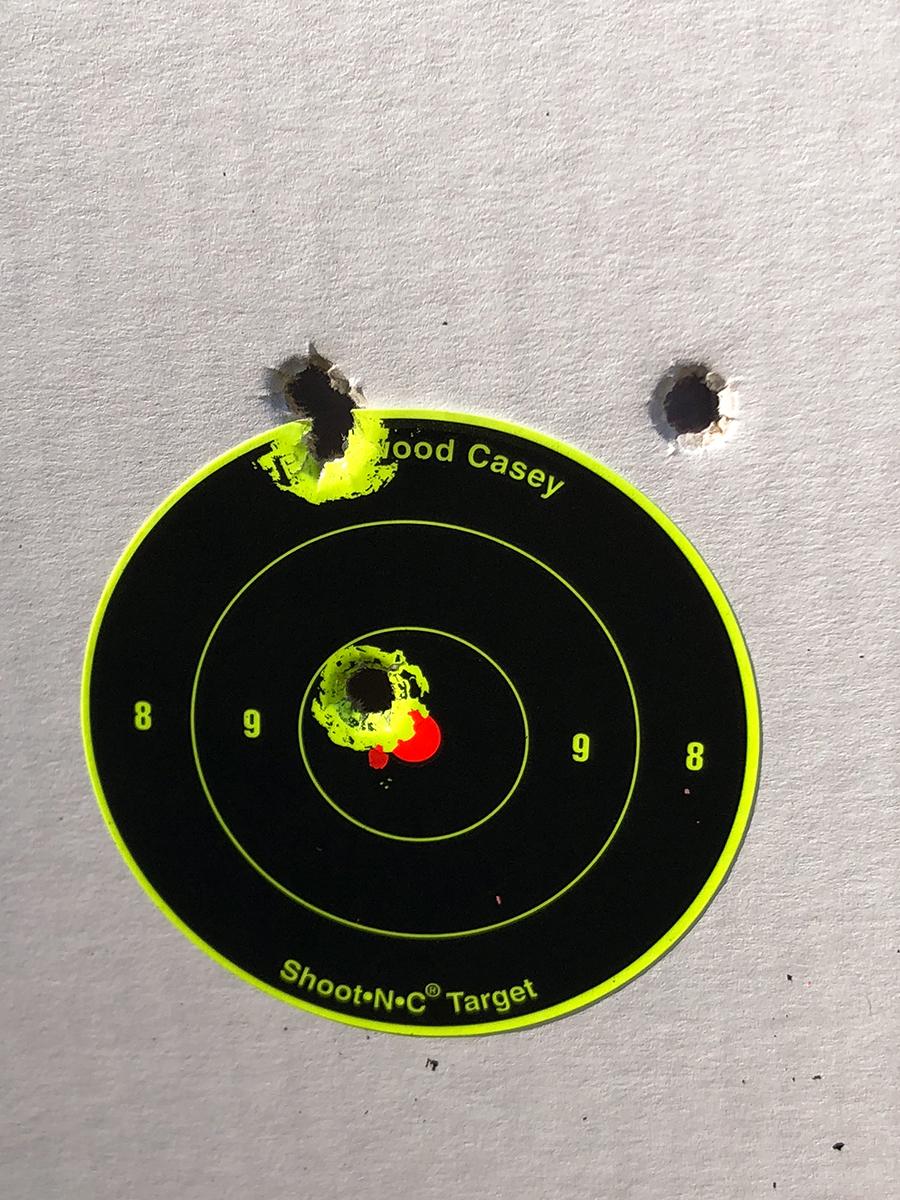 Wilson Combat EDC 9mm Target Front