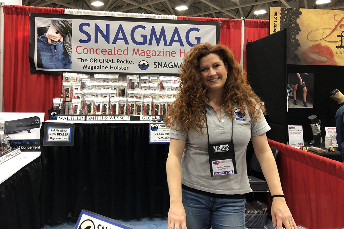 Christine Rogers of SnagMag