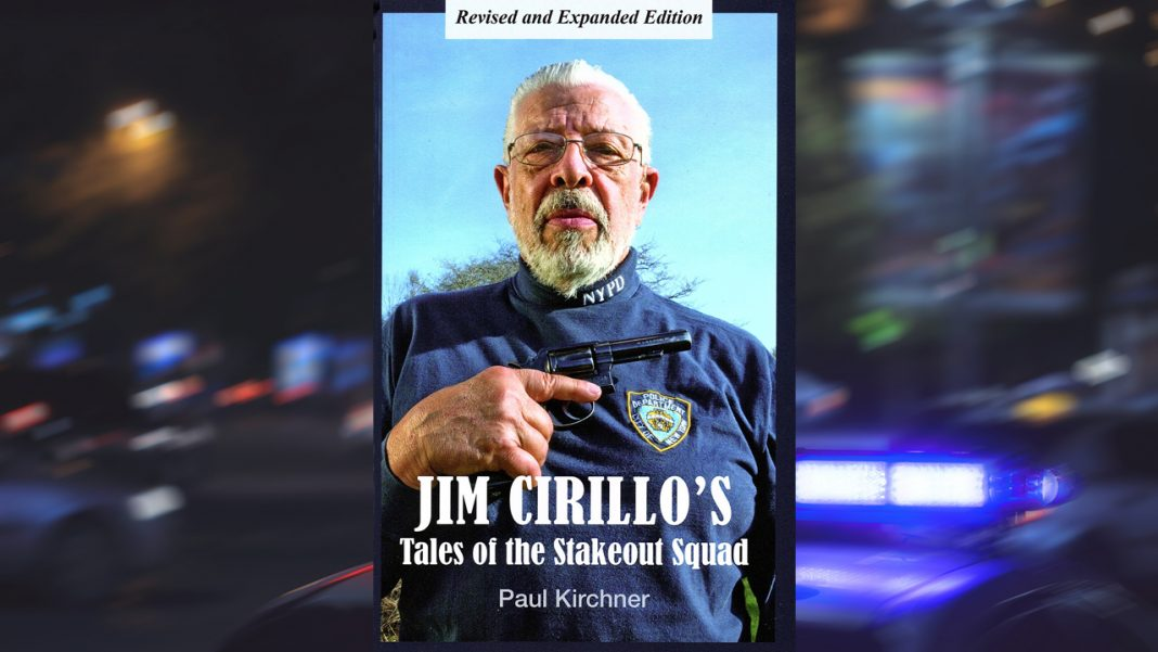 Revised Edition of the book about Jim Cirillo