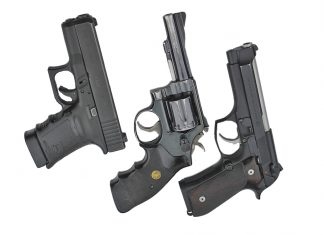 Photo of 3 guns